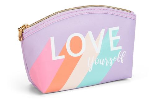 Imagen 1 de 1 de Cosmetiquera Love Yourself