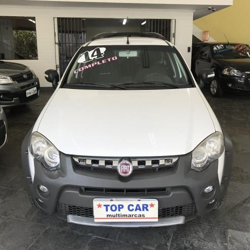 Palio Wekeend Tryon 1.8 2014 - Carro Completo
