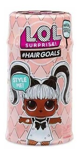 Nova Boneca Lol Surprise Lol Hair Goals Original Candide Mga