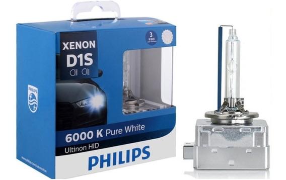 ( Original Leia ) Philips D1s 6000k Xenon Ultinon Hid