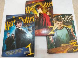 Dvd Harry Potter Ediciones De Coleccion Digibook Originales