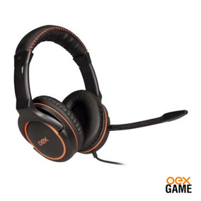 Fone Ouvido Usb Ps4 Ps3 Xbox Pc Headset Gamer Hs402 Ultimate