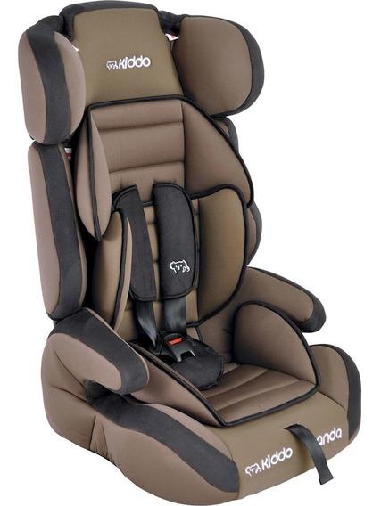 Cadeira Para Auto Kiddo Panda - Cappuccino - Grupos 1, 2 E 3