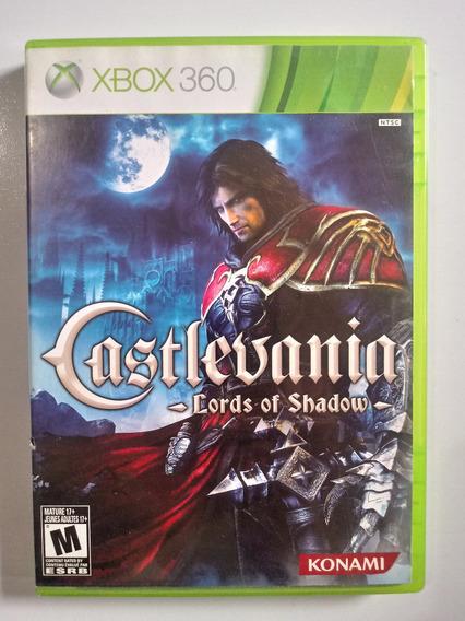 Jogo Castlevania Lords Of Shadow Xbox 360 E Xbox One Fisico