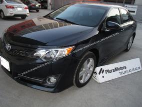Toyota Camry 2012 Se Automático Piel Gps Quemacocos $175,000