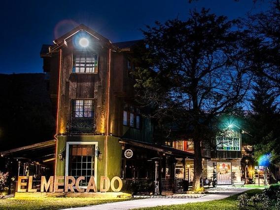 Local Comercial El Mercado Villa La Angostura Excelente Ubicación Céntrica 74mts