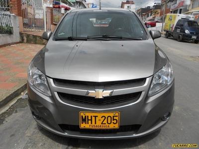 Chevrolet Sail Ltz Sport Mt 1400cc 5p Aa 2ab Abs