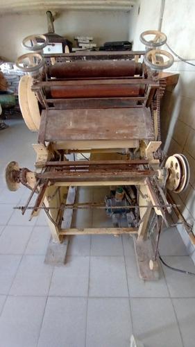 Máquina Tallarinera Doble Calibrador De 60cm.