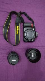 Nikon D3100 + 18-55mm 3.5-5.6 + 50mm 1.8g Fx