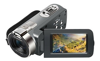 Camara De Video Besteker Hd 1080p 24mp 16x Digital Zoom.