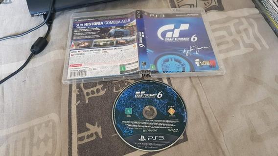 Gran Turismo 6 Para O Playstation 3 Funcionando 100% F3
