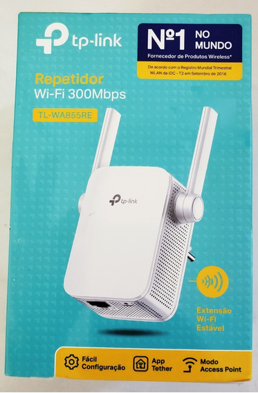 Repetidor Wifi Tp-link Tl-wa855re