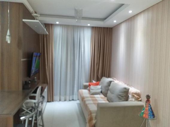 Apartamento Em Areias, São José/sc De 60m² 2 Quartos À Venda Por R$ 280.000,00 - Ap275253