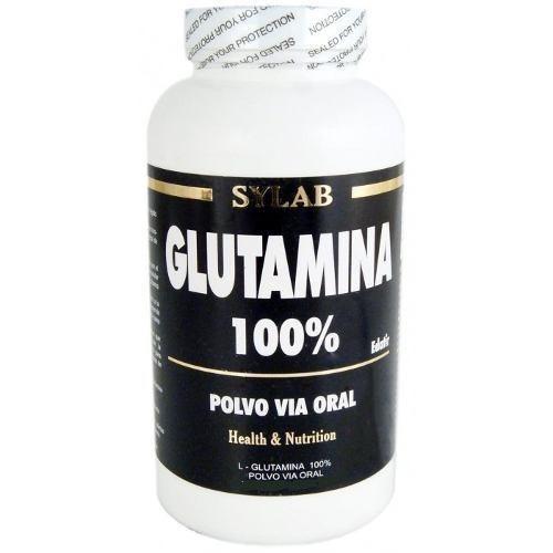 Glutamina 120g Sylab