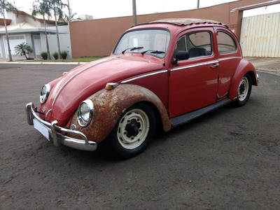 Fusca 1300 * * Rat Look * * 1970