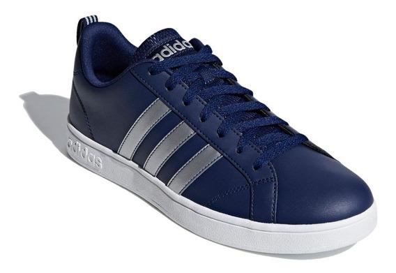 Tenis adidas Hombre Azul Vs Advantage F34432