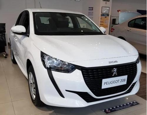 Peugeot Nuevo 208 Like Adjudicado Anticipo 659.900 Y Cuotas