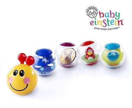 Juguete Para Bebes Oruga Divertida Baby Einstein Love Cuotas