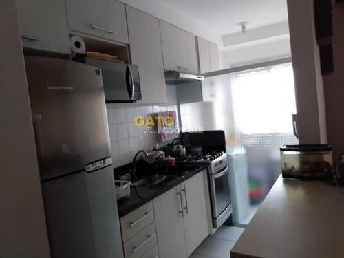 Imagem 1 de 15 de Apartamento Para Venda Em Cajamar, Portais (polvilho), 2 Dormitórios, 1 Banheiro, 1 Vaga - 21266_1-1854797