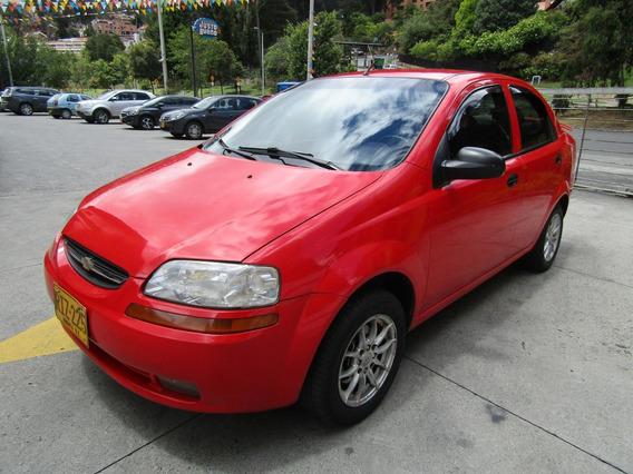 Chevrolet Aveo Familly Mt 1500 Aa