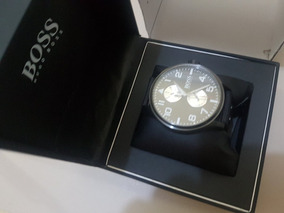 Relógio Masculino Hugo Boss 1513086 *novo Original*