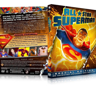 Dvd Grandes Astros Superman 2011