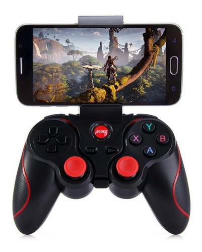 Joystick Android Bluetooth Celular Pc Tablet Smart Ps3 Gamer