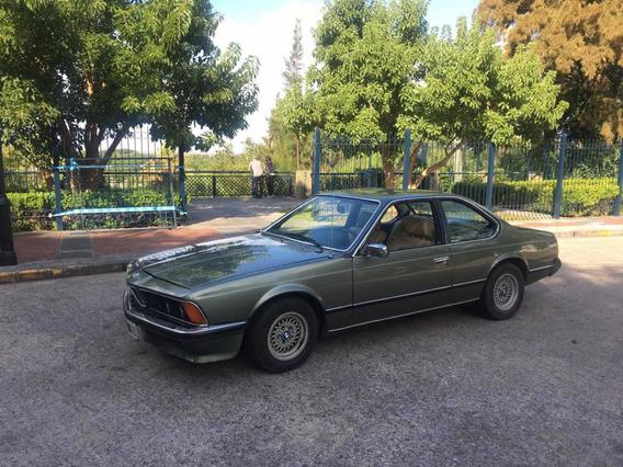 Bmw Bmw 635 Csi 1981