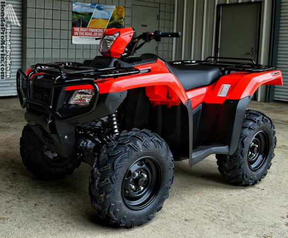 Quadriciclo Honda Trx 420 Fortrax - 2019