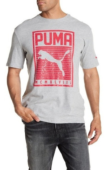 Camiseta Puma Forever Mono Graphic Tee Hombre Playera
