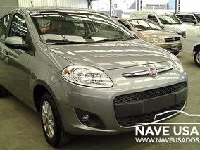 Fiat Nuevo Palio Attractive Pack 1.4 0km 2015 Gris 5 Puertas