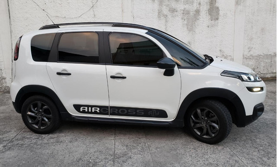 Citroën Aircross 2017 1.6 Feel 16v Flex 4p Manual 26.700km