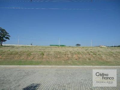 Terreno Residencial À Venda, Condomínio Bothanica Itu, Itu. - Te0241
