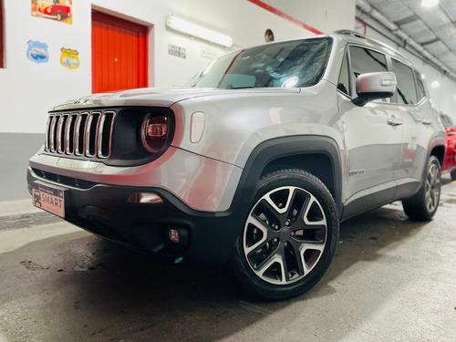 Imagen 1 de 15 de Jeep Renegade Longitude 2020 At 10000 Kms Smart Garage