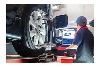 Alineación Y Balanceo De Camioneta + Chequeo Integral Gratis