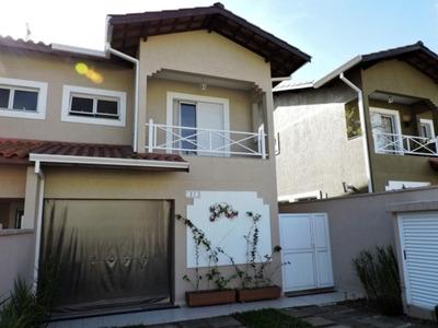 Casa Para Alugar - Condomínio Villa Inglesa - Granja Viana - Cotia - 579 - 34069645