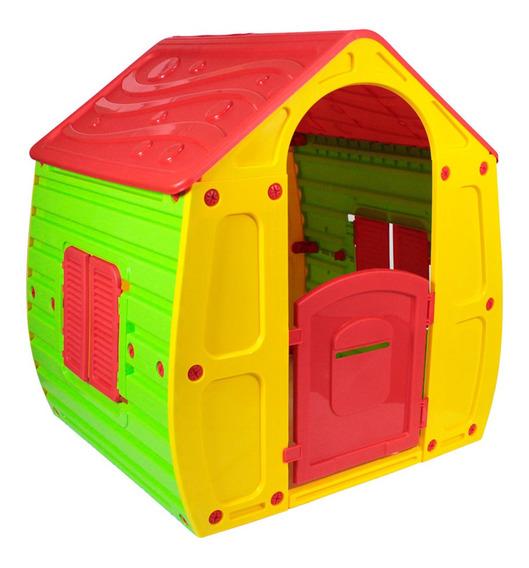 Casinha Portátil Infantil De Brinquedo Magical P/ Playground