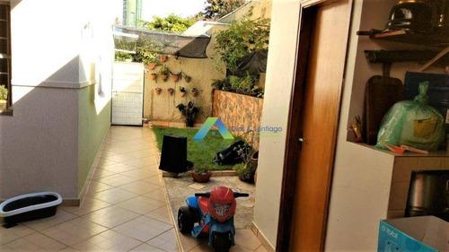 Casa Com 2 Dormitórios À Venda, 61 M² Por R$ 290.000,00 - Parque Villa Flores - Sumaré/sp - Ca0813
