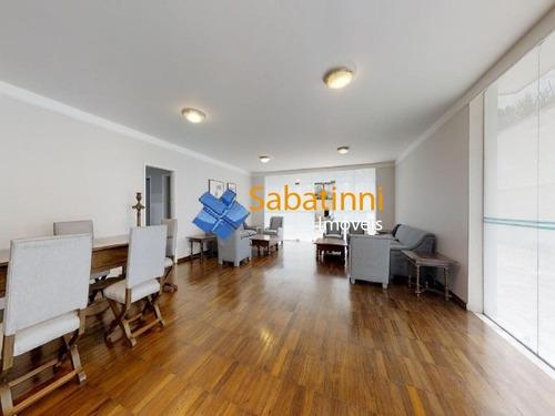 Apartamento A Venda Em Sp Higienópolis - Ap04164 - 69233833