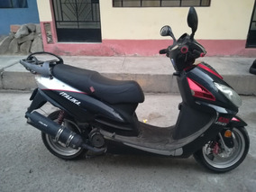 Moto Scooter Ds150