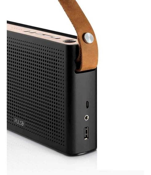 Caixa De Som Portable Bluetooth Pulse 30w Rms - Sp230