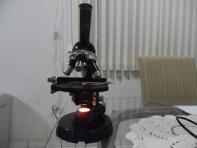 Microscópio Zeiss, Modelo Estander, Monocular.