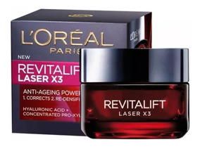 Loréal Revitalift Laser X3 Creme Anti Idade 50ml