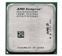 Processador Amd Sempron Sda2600ai02bx - Soquet 754
