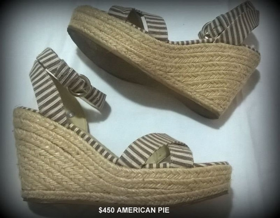 Sandalias American Pie M.a.t