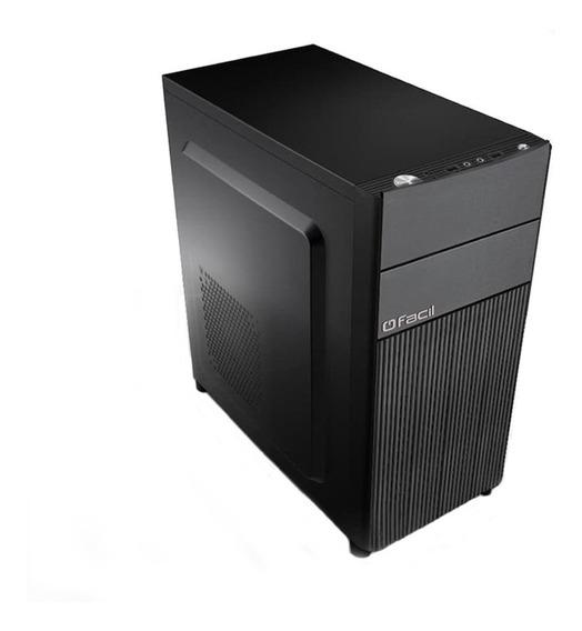 Computador Fácil Intel Core I3 4gb Ddr3 Ssd 120gb