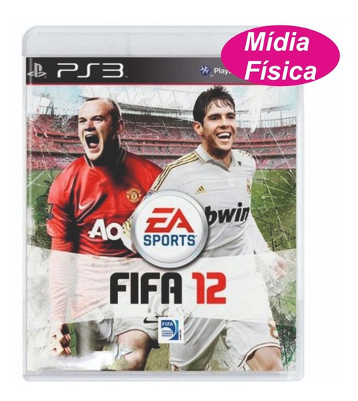 Fifa 2012 Ps3 Original Mídia Física Pronta Entrega Envio Ráp