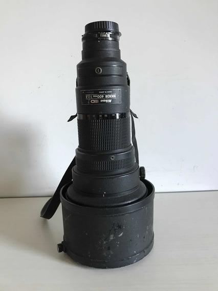 Nikon 400mm 2.8 (foco Manual)