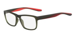 Nike 7104 311 54 - Verde Musgo/vermelho
