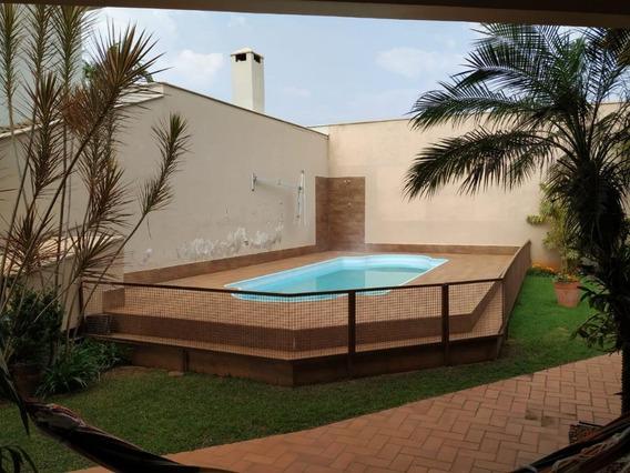 Casa Em Jardim Nova Yorque, Araçatuba/sp De 270m² 3 Quartos Para Locação R$ 4.200,00/mes - Ca278126